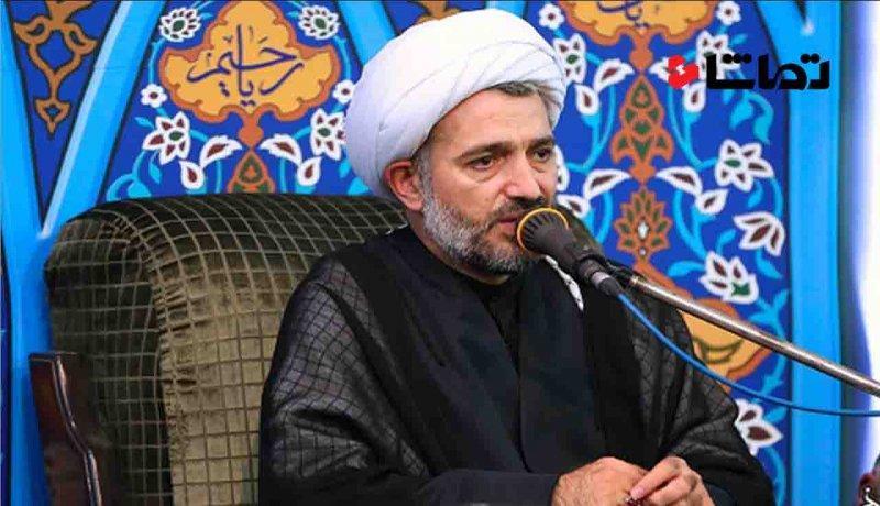مرثیه حضرت زینب (استاد میرزامحمدی)