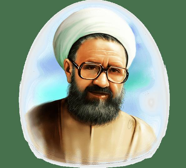 متن روضه شهید مطهری حضرت ام البنین